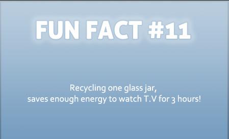glass fun facts